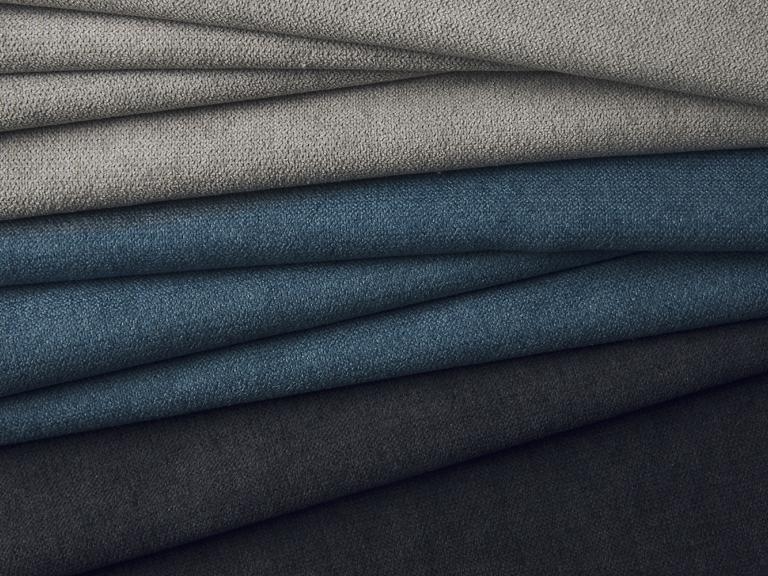 soft woven imperio fabric with light chenille