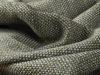 detail of texture of corsica structured fabric
