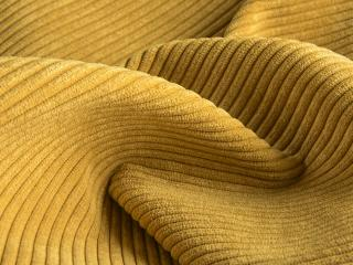 detail of texture of sorrento structured fabric for curtains and upholstery