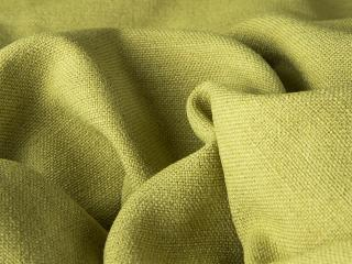 detail of texture of topaz plain woven fabric